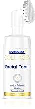 Parfumuri și produse cosmetice Spumă cu colagen de curățare pentru față - Novaclear Collagen Facial Foam