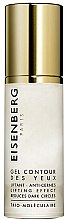 Parfumuri și produse cosmetice Gel pentru zona ochilor - Jose Eisenberg Trio Moleculaire Eye Contour Gel