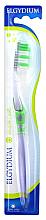 """Parfumuri și produse cosmetice Periuță de dinți """"Interactive"""" moale, verde - Elgydium Inter-Active Soft Toothbrush"""