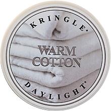 Parfumuri și produse cosmetice Lumânare aromată - Kringle Candle Warm Cotton