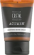 Parfumuri și produse cosmetice Успокаивающий крем для бритья - American Crew Acumen Soothing Shave Cream