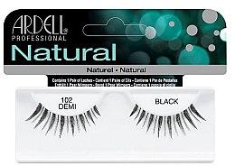 Parfumuri și produse cosmetice Extensii gene - Ardell Natural Lashes Demi Black 102
