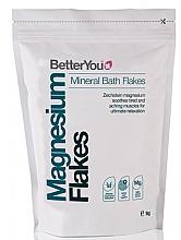 Parfumuri și produse cosmetice Fulgi pentru baie - BetterYou Magnesium Mineral Bath Flakes
