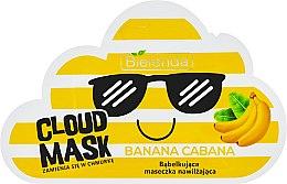 """Parfumuri și produse cosmetice Mască-Nouraș pentru față """"Banane"""" - Bielenda Cloud Mask Banana Cabana"""