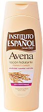 Parfumuri și produse cosmetice Loțiune hidratantă pentru mâini și corp - Instituto Espanol Avena Moisturizing Lotion Hand And Body