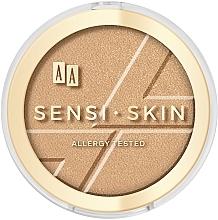 Parfumuri și produse cosmetice Bronzer pentru față - AA Sensi Skin Bronzer