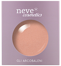Parfumuri și produse cosmetice Bronzer compact pentru față - Neve Cosmetics Single Bronzer