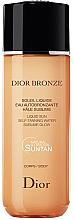 Parfumuri și produse cosmetice Autobronzant pentru corp - Dior Bronze Liquid Sun Self-Tanning Body Water