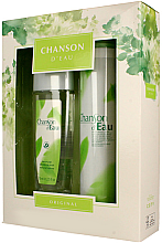 Parfumuri și produse cosmetice Coty Chanson d'Eau - Set (deo/spray/200ml + deo/75ml)