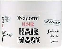 Parfumuri și produse cosmetice Mască pentru păr - Nacomi Smoothing Hair Mask