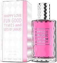 Parfumuri și produse cosmetice Omerta Happy Love Fun For Women - Apă de parfum