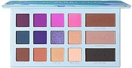 Parfumuri și produse cosmetice Paletă farduri de ochi - Moira You're Berry Cute Pressed Pigments Palette