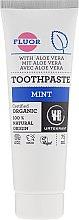 """Parfumuri și produse cosmetice Pasta de dinți """"Mentă"""" - Urtekram Mint Toothpaste"""