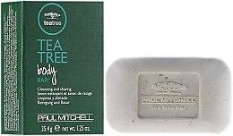 Parfumuri și produse cosmetice Săpun - Paul Mitchell Tea Tree Body Bar