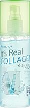Parfumuri și produse cosmetice Gel facial cu colagen - FarmStay It's Real Collagen Gel Mist