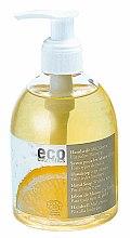 Parfumuri și produse cosmetice Săpun ecologic cu ulei de lamaie - Eco Cosmetics Eco Hand Soap With Lemon