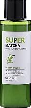 Parfumuri și produse cosmetice Toner cu acizi pentru față - Some By Mi Super Matcha Pore Tightening Toner