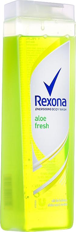 Gel de duș - Rexona Aloe Fresh Shower Gel