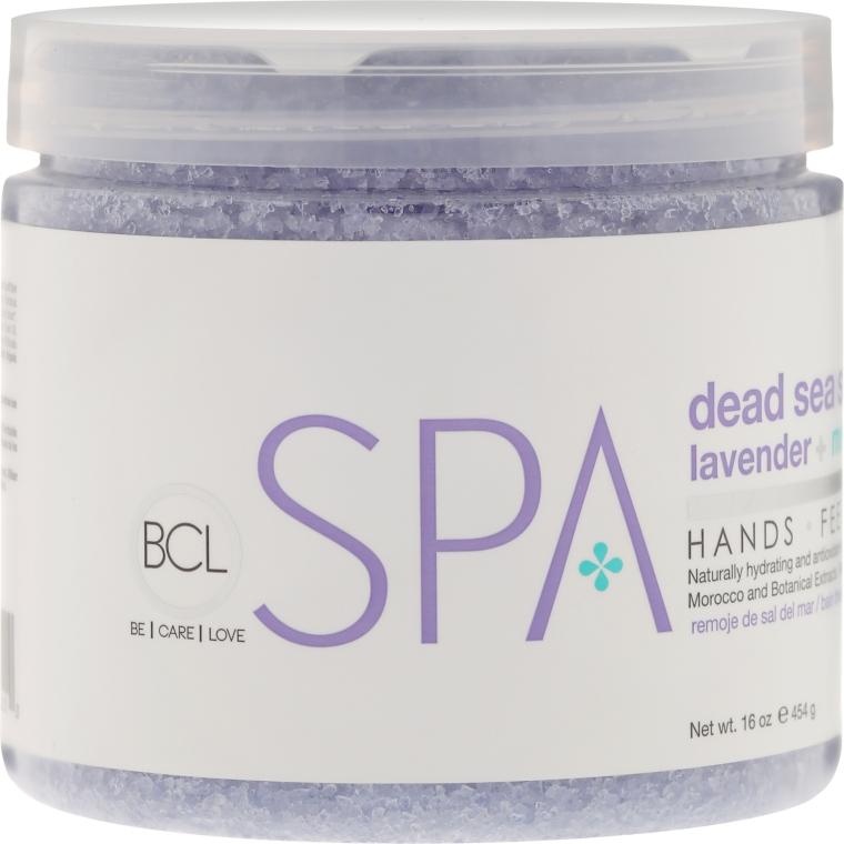 Sare de mare - BCL SPA Jasmine Lavender Salt Soak — Imagine N1