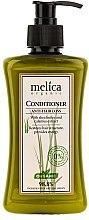 Parfumuri și produse cosmetice Balsam împotriva căderii părului - Melica Organic Anti-Hair Loss Conditioner