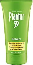 Parfumuri și produse cosmetice Balsam regenerant pentru păr vopsit și deteriorat - Plantur