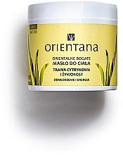 "Духи, Парфюмерия, косметика Масло для тела ""Живокост и лимонная трава"" - Orientana Body Oil"