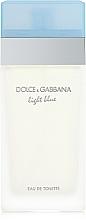 Parfumuri și produse cosmetice Dolce & Gabbana Light Blue - Apă de toaletă