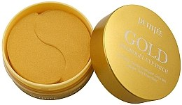 Patch-uri sub ochi - Petitfee&Koelf Gold Hydrogel Eye Patch — Imagine N2