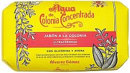 Parfumuri și produse cosmetice Alvarez Gomez Agua De Colonia Concentrada - Săpun