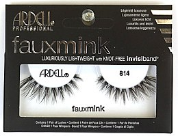 Parfumuri și produse cosmetice Gene false - Ardell Faux Mink Luxuriously Lightweight 814