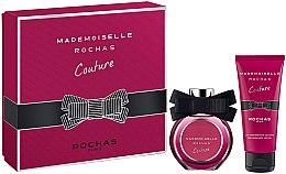 Parfumuri și produse cosmetice Rochas Mademoiselle Rochas Couture - Set (edp/50ml + b/milk/100)