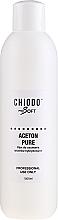 Parfumuri și produse cosmetice Soluție pentru îndepărtarea ojei hibrid - Chiodo Pro Soft Aceton Pure