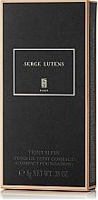 Parfumuri și produse cosmetice Pudră de față - Serge Lutens Teint Si Fin Compact Foundation