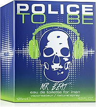 Parfumuri și produse cosmetice Police To Be Mr Beat - Apa de toaletă