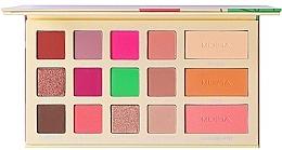 Parfumuri și produse cosmetice Paletă farduri de ochi - Moira Apple Of My Eye Juicy Series Palette