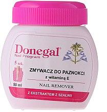 Parfumuri și produse cosmetice Soluție cu extract de salvie pentru îndepărtarea ojei - Donegal Nail Remover