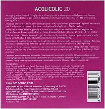 Fiole acțiune complexă cu acid glicolic - SesDerma Laboratories Acglicolic 20 Ampoules — Imagine N3
