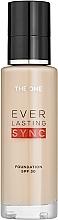Parfumuri și produse cosmetice Fond de ten - Oriflame The One Everlasting Sync SPF 30 (Alabaster Cool)