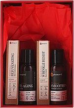 Parfumuri și produse cosmetice Set - Phenome Sustainable Science (cr/10ml + mask/10ml + h/wash/50ml + sh/cr/50ml)
