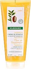 Parfumuri și produse cosmetice Cremă de duș - Klorane Cupuacu Frangipani Flower Nourishing Shower Cream