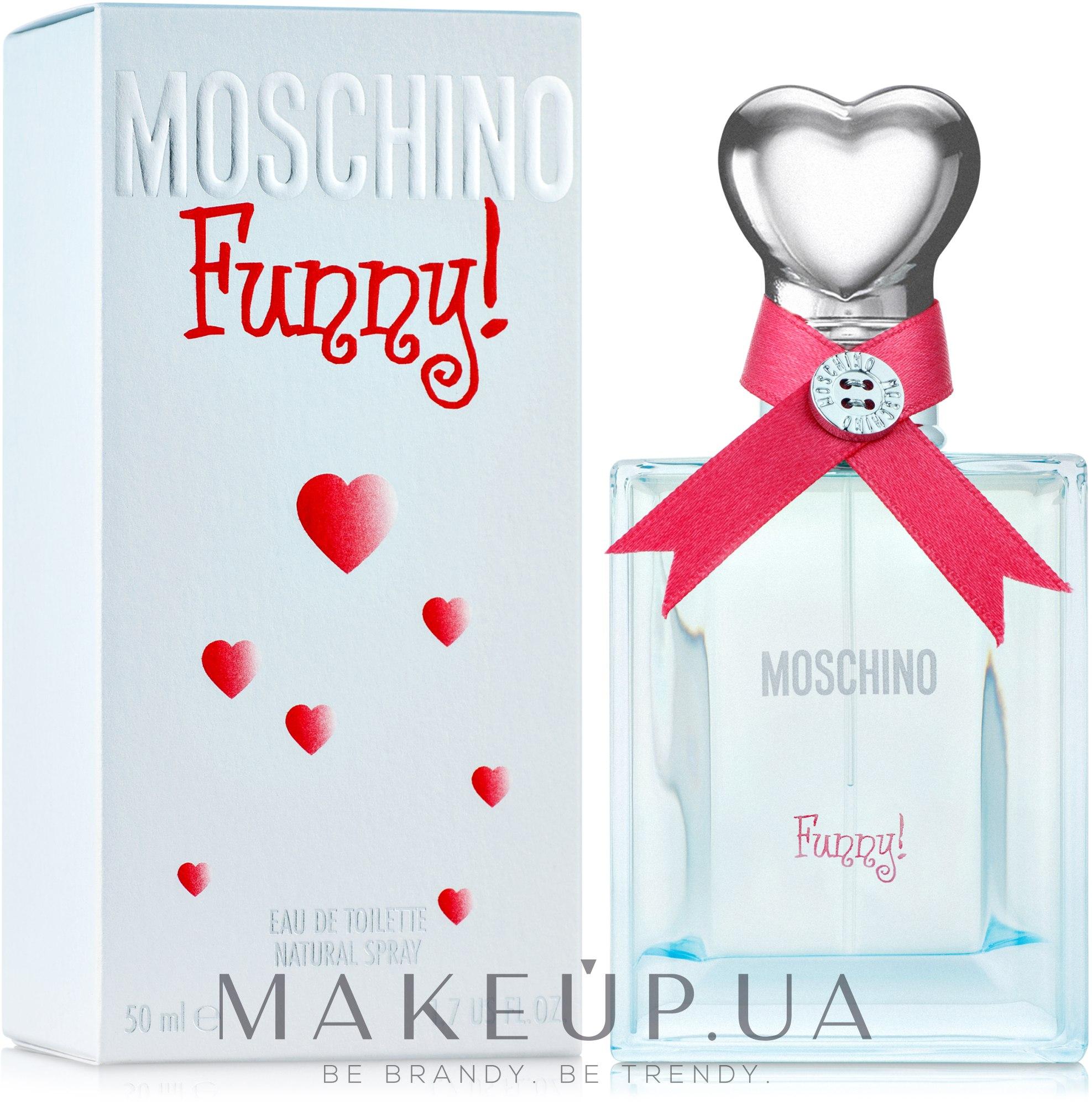 Moschino Funny - Apă de toaletă — Imagine 50 ml