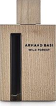 Parfumuri și produse cosmetice Armand Basi Wild Forest - Apă de toaletă