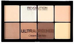 Parfumuri și produse cosmetice Набор для контурирования лица - Makeup Revolution HD Pro Cream Contour