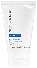 Parfumuri și produse cosmetice Cremă de față - Neostrata Resurface Face Cream Plus