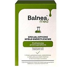 Parfumuri și produse cosmetice Săpun antibacterian - Barwa Balnea Special Soap With Undecylenic Acid