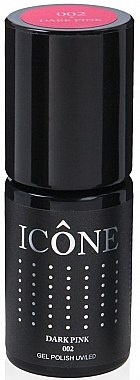 Gel hibrid de unghii - Icone Gel Polish UV/LED