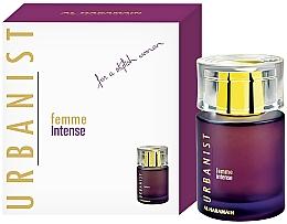 Parfumuri și produse cosmetice Al Haramain Urbanist Femme Intense - Apă de parfum