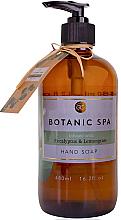 Parfumuri și produse cosmetice Săpun lichid - Accentra Botanic Spa Eucalyptus & Lemongrass Hand Soap