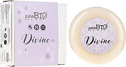 Parfumuri și produse cosmetice Săpun organic - PuroBio Home Organic Divine