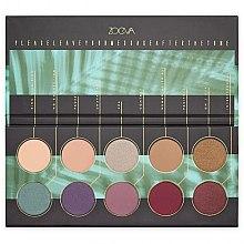Parfumuri și produse cosmetice Paletă farduri de ochi - Zoeva Offline Eye Shadow Palette